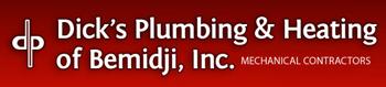Dick's Plumbing & Heating of Bemidji, Inc Logo